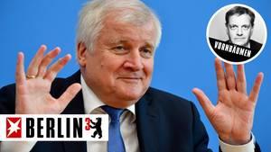 Seehofer nach Bayernwahl