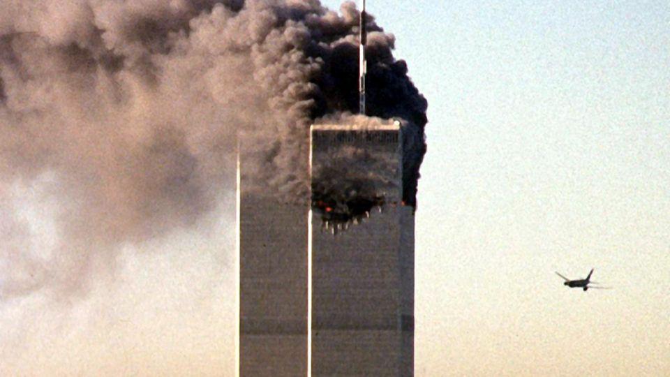 Anschlag aufs Word Trade Center am 11. September 2001