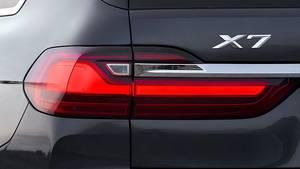 BMW X7 2019 - das neue Topmodell der Bayern