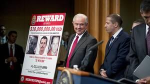 USA - Kopfgeld -- Drogenkartell - Mexiko - El Mencho