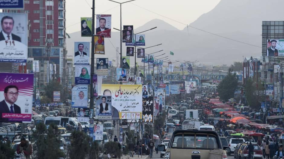 Taliban töten Parlamentskandidaten in Afghanistan