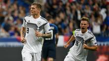 Nations League - Toni Kroos trifft per Foulelfmeter