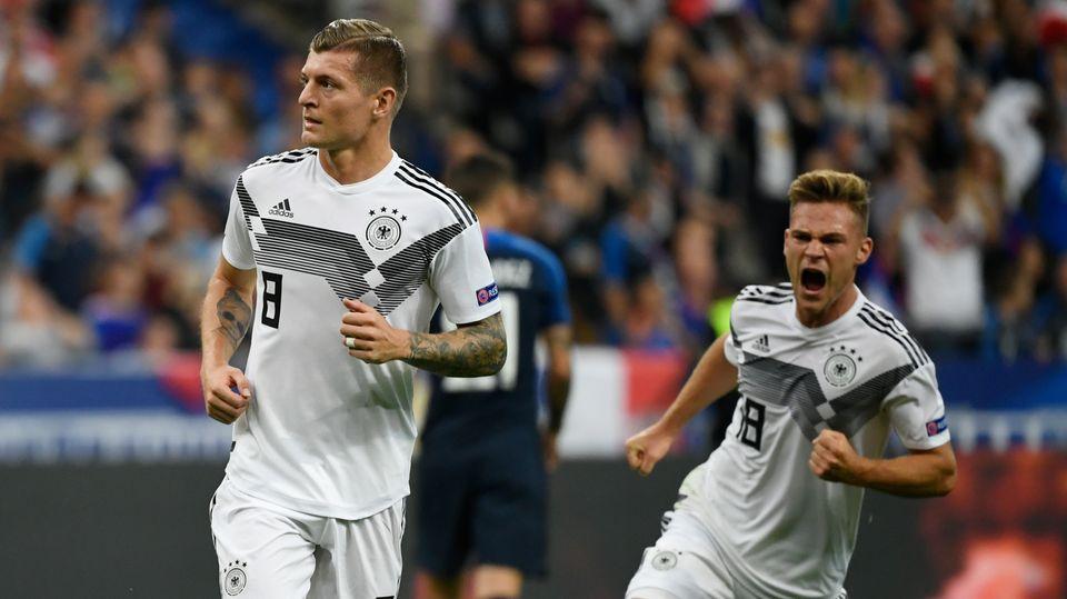 Nations League - Toni Kroos trifft per Foulelfmeter