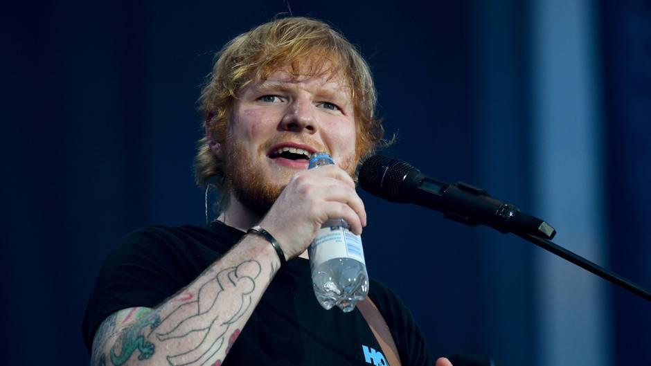 Ed Sheeran - Steuern 2017 - Amazon - Starbucks