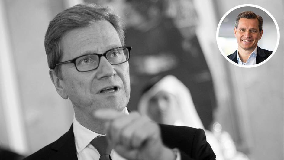 Guido Westerwelle Was Hätte Er Zur Heutigen Politischen Lage Gesagt