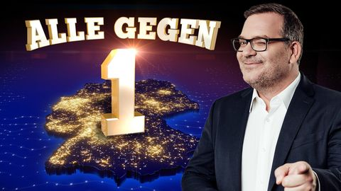 """Elton startet die ProSieben-Show """"Alle gegen Einen"""""""