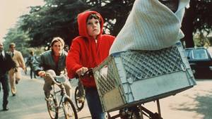 "Henry Thomas in ""E.T."""