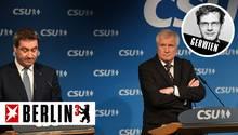 Berlin³ zur Bayern-Wahl - Verliererpartei CSU?
