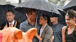 Prinz Harry Meghan Markle