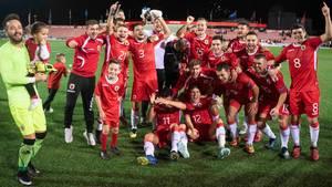 Gibraltar jubelt über den ersten Heimsieg - Nations League