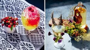 Cocktails und Drinks aus Skandinavien