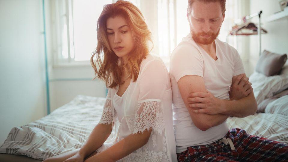 Eheprobleme: Schweigen oder Streit