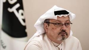 Der saudische Journalist Jamal Khashoggi lebte zuletzt im Exil in den USA (Archivbild von 2014)
