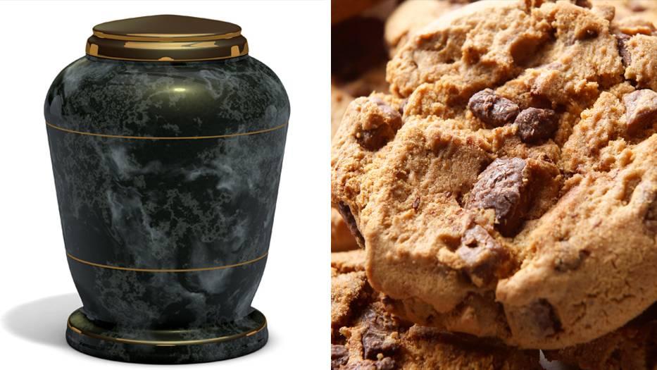 Makaberer Verdacht in den USA: Kekse aus Großvaters Asche