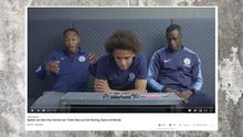 Nationalspieler Leroy Sané gibt jetzt Tinder-Tipps