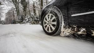 Die richtigen Reifen sind im Winter extrem wichtig