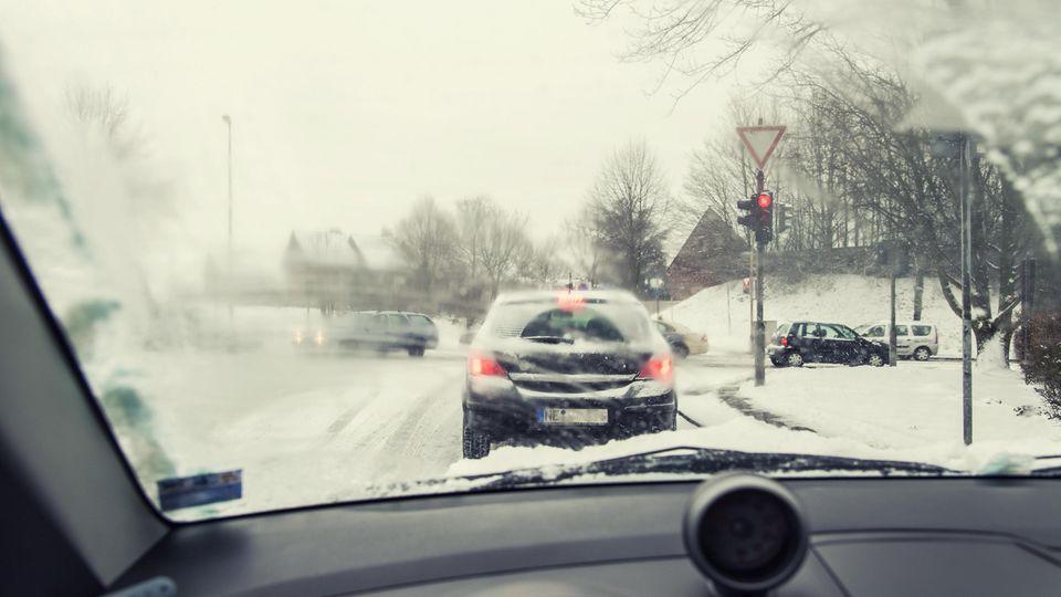 Gute Bremsen sind im Winter überlebenswichtig