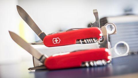 Schweizer Taschenmesser von Victorinox