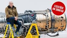 James Dyson: Besuch beim innovativsten Unternehmer Großbritanniens