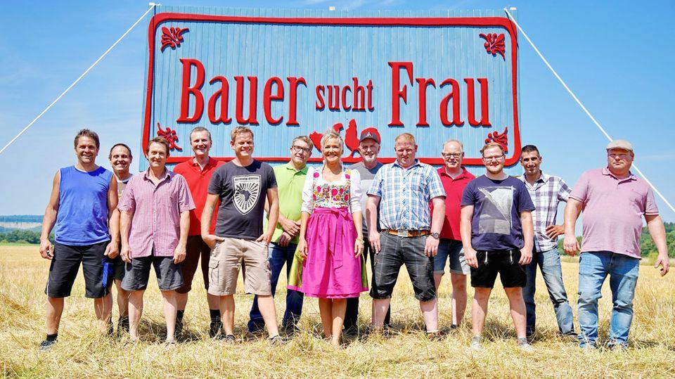 """Das sind die Kandidaten der neuen """"Bauer sucht Frau""""-Staffel"""