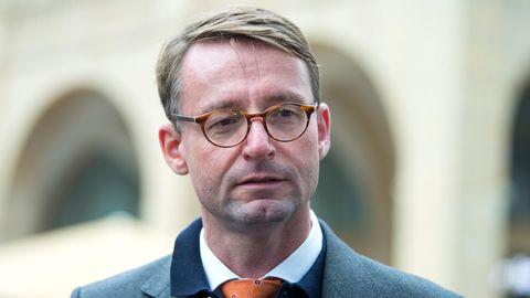 Roland Wöller, Innenminister von Sachsen