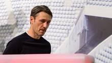 FC-Bayern-Trainer Niko Kovac steht mächtig unter Druck