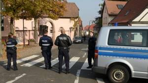Kirchheim - Polizeieinsatz - Tote - Verletzte