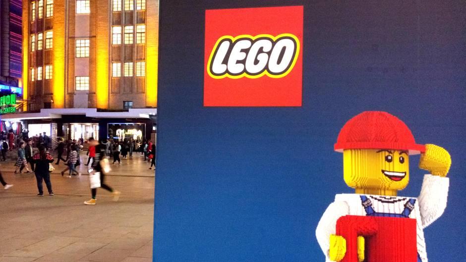 Lego ist ein Klassiker im Kinderzimmer