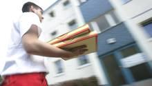 Ein Pizzabote lieferte eine Pizza in 300 Kilometern Entfernung aus