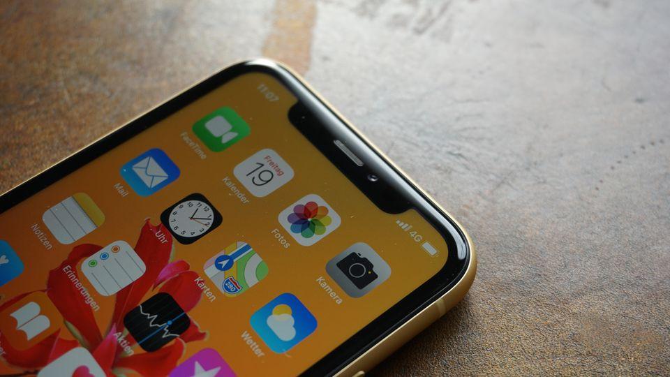 Iphone Xr Test So Gut Ist Das Bunte Iphone Stern De