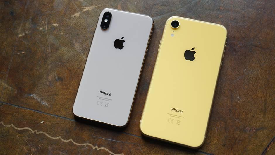 Das iPhone XR bietet viele Funktionen des XS für weniger Geld.