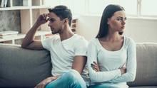 In einer Ehe gibt es viele Gelegenheiten , in einer Abwärtsspirale zu gelangen.