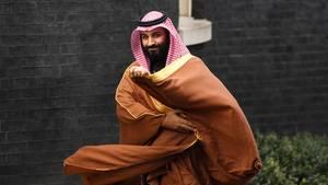 Saudi-ArabiensKronprinz Mohammed bin Salman