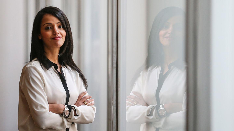 Sawsan Chebli - ihre Uhr wird zum Politikum.