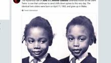 Jennifer und June Gibbons: Als Kinder bewegten sich die Zwillinge synchron und wirkten wie Zombis.