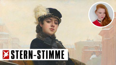 Für die Männer des 19 Jahrhunderts waren Frauen fremde Wesen