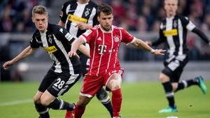Juan Bernat trug vier Jahre lang das Trikot des FC Bayern