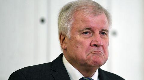 """Horst Seehofer will nicht mehr der """"Watschnbaum"""" sein"""