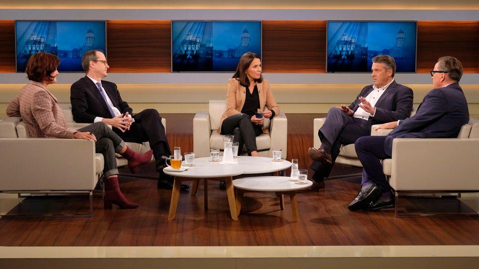 Anne Will - TV-Kritik - Brexit - Sigmar Gabriel