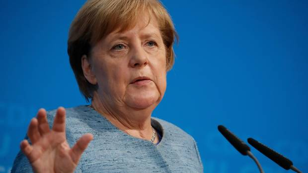 Fall Khashoggi - Angela Merkel stoppt Rüstungsexporte