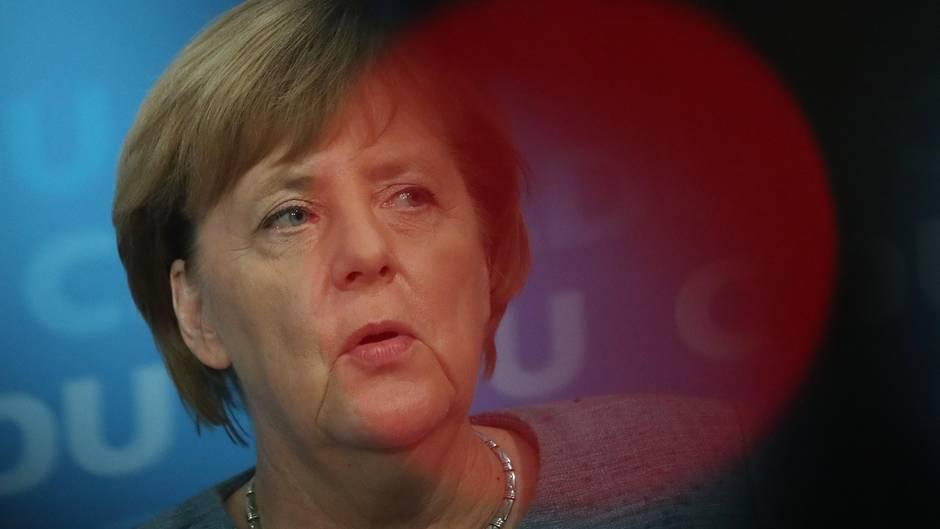 Deutsche Rüstungsexporte: Getöteter Journalist: Merkel will Waffenlieferungen an Saudi-Arabien stoppen