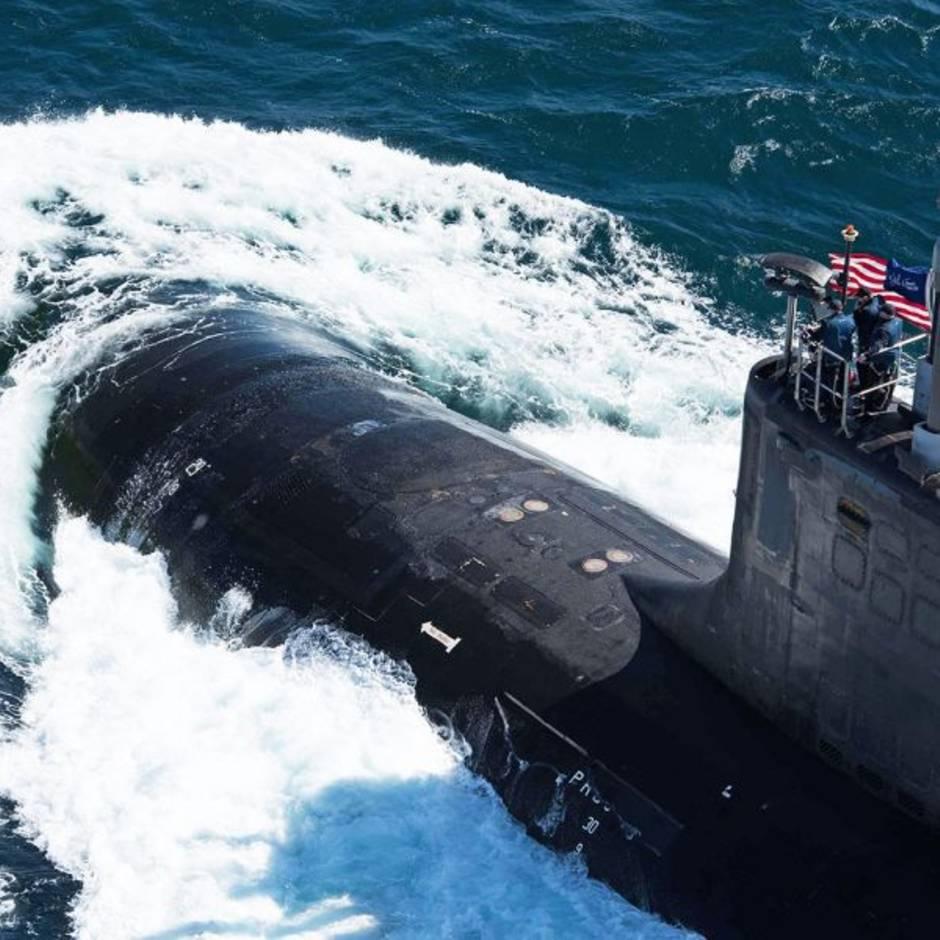 """Militärtechnik: Chinas neuer Laser-Satellit soll zum """"Todesstern"""" für die U-Boote der USA werden"""