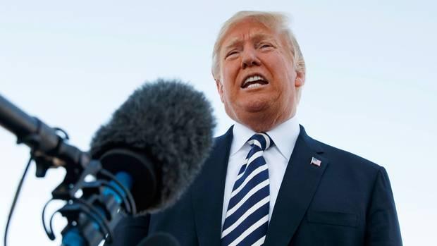 Donald Trump will den INF-Abrüstungsvertrag aufkündigen