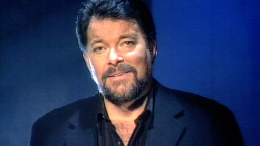 """Jonathan Frakes in """"X Factor: Das Unfassbare"""""""