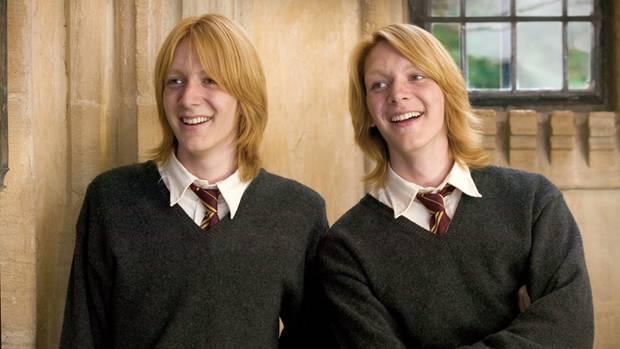 Harry Potter: Fred und George Weasley