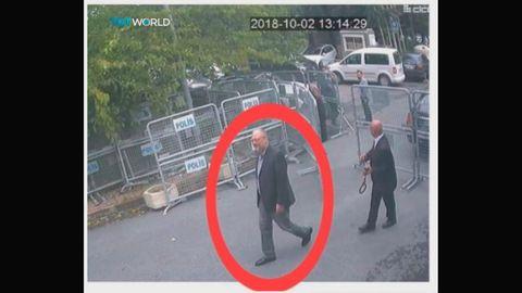 Bizarre Bilder veröffentlicht: Hat Saudi-Arabien einen Khashoggi-Doppelgänger eingesetzt?