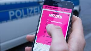 """""""Cop Map"""" vom Peng!-Kollektiv und Polizeiklasse"""