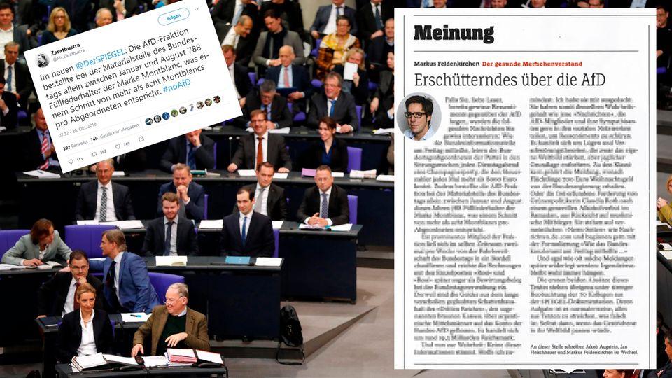 """""""Spiegel""""-Kolumne: Wenn """"Erschütterndes über die AfD"""" zur gefühlten Wahrheit wird"""