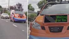 Autonomes Fahren: In dieser US-Stadt kann nun jeder ein selbstfahrendes Auto testen