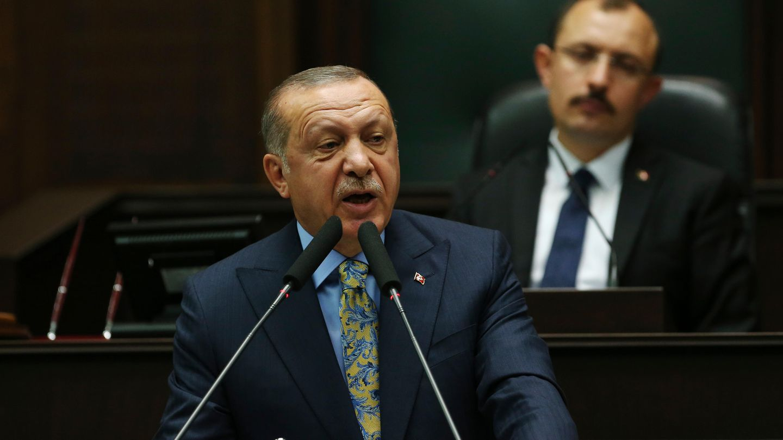 Türkei - Staatschef Recep Tayyip Erdogan gibt Erklärung zu Jamal Khashoggi ab